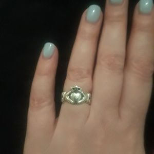 James avery claddagh ring